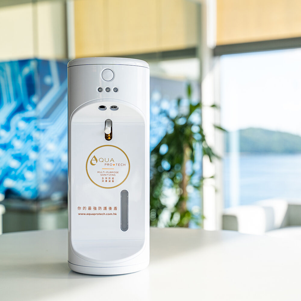 Auto-Sensing_Hand-Sanitizer